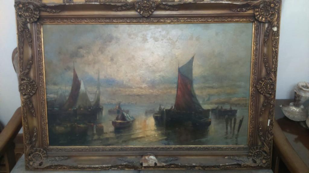 بيع وشراء لوحات فنيه قديمه  - صفحة 2 Img-2028