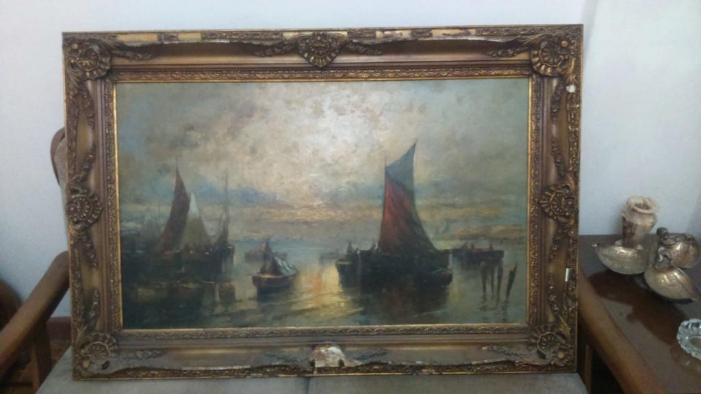 بيع وشراء لوحات فنيه قديمه  - صفحة 2 Img-2030