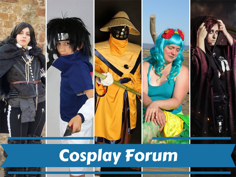 Cosplay Forum