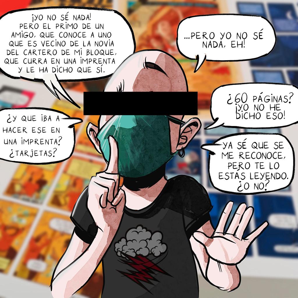 QUE COMIC ESTAS LEYENDO? - Página 10 Shh10