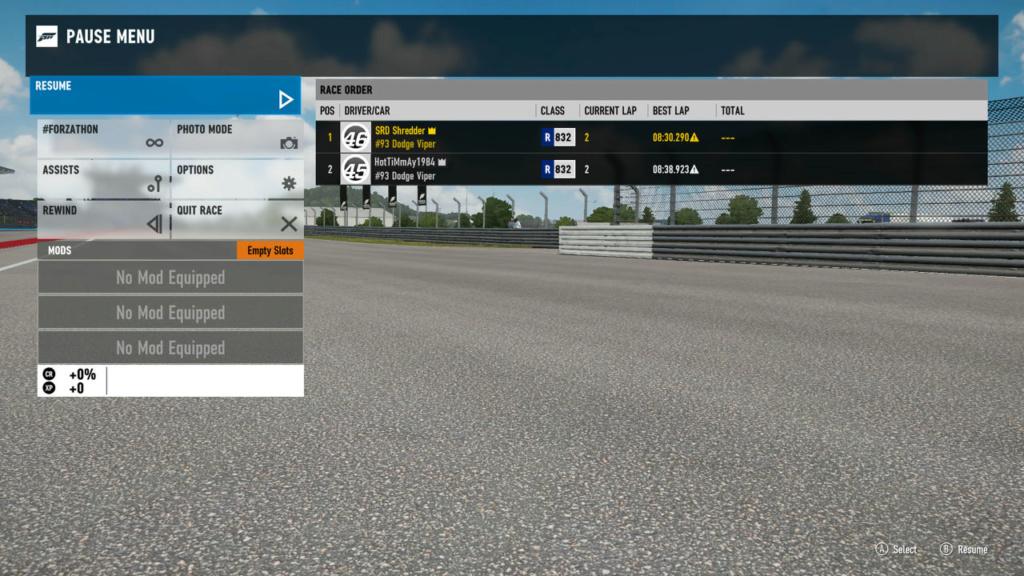 TORA 24H Rennen in der Grünen Hölle - Rule 7.3.1 - ALL SP-X drivers must run a sub 8:50 lap Forza_10