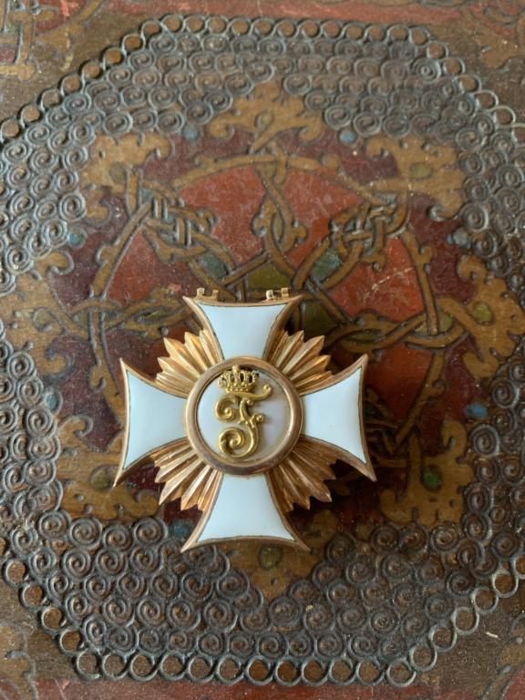 Médaille / Croix à identifier  4eb66710