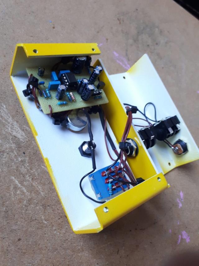 Outro Pedal Compressor Handmade 20200713