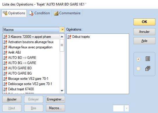 Execution d'une macro avec un trajet successeur Captur26