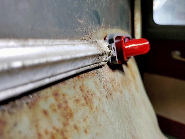 Refabrication d'une platine de feu latéral (clignotant et feu position) Img20228