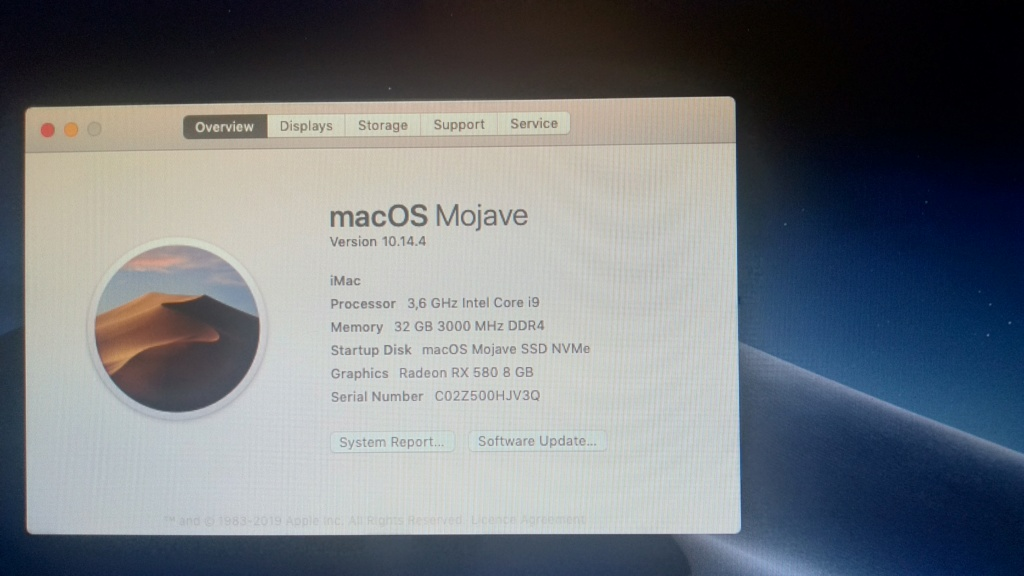 Problèmes post install Mojave 10.14.4 Img_2019