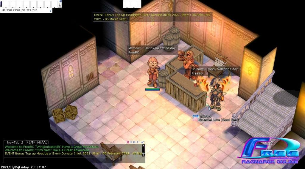 Event Screenshot Game Valentine 2021 Screen20