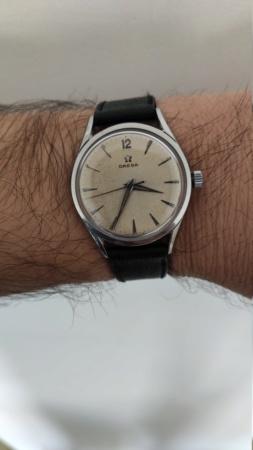 Enicar -  [Postez ICI les demandes d'IDENTIFICATION et RENSEIGNEMENTS de vos montres] - Page 43 Omega11