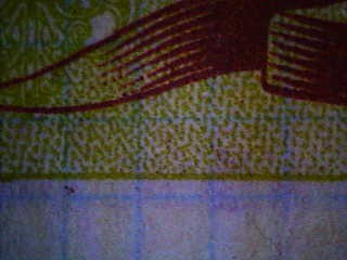 Billete Consejo de Asturias y León variante papel 1 peseta 00000010