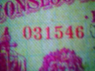 Billete Consejo de Asturias y León variante papel 1 peseta 00000012