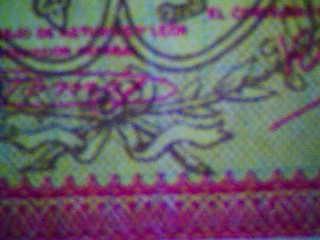 Billete Consejo de Asturias y León variante papel 1 peseta 00000014