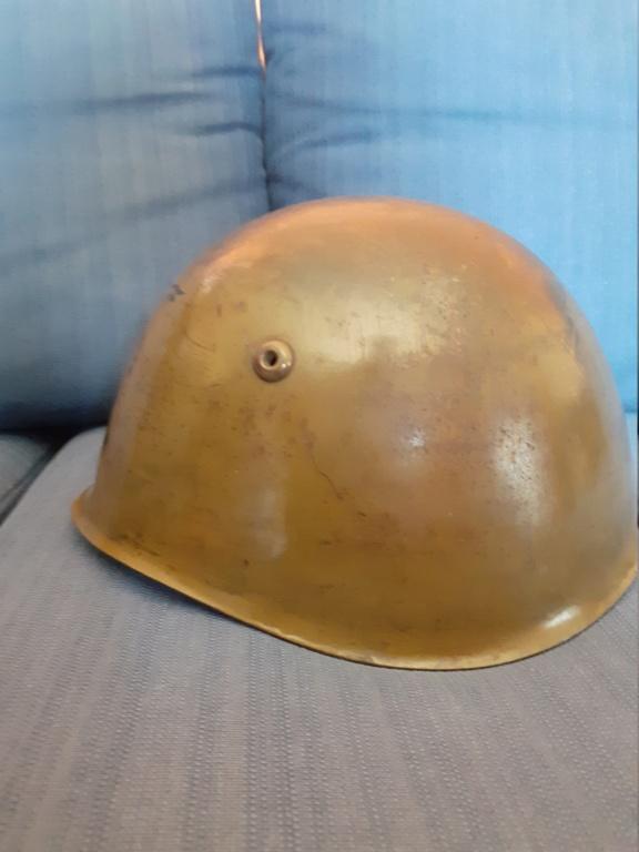 Identification insigne casque italien ww2  20210459