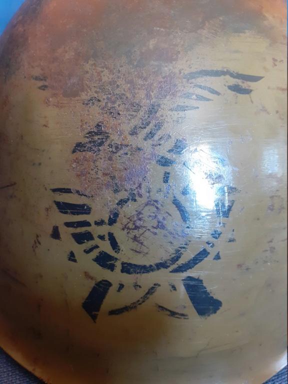Identification insigne casque italien ww2  20210466