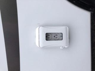Boîte électrique extérieur, fonctionnement  45838710