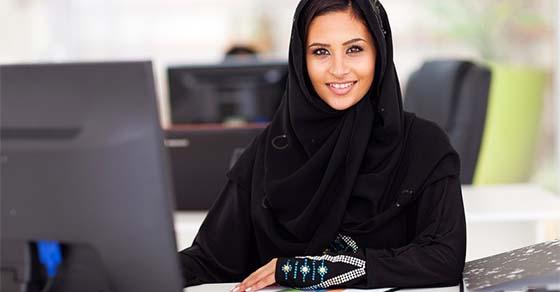وظائف نسائية في السعودية اليكِ 7 الأكثر شيوعا Iia_ai11