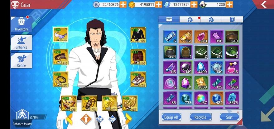 Xác nhận hack Bleach Mobile 3D thành công rồi các tình yêu nha siêu quá 11723110
