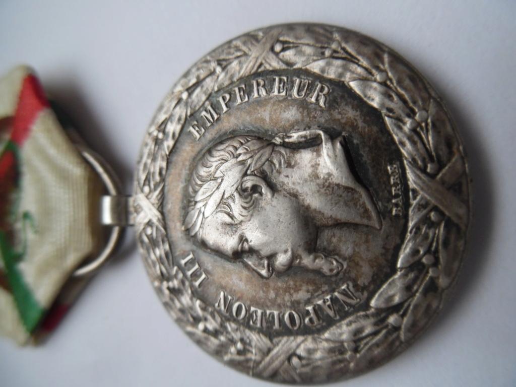 Medaille du Mexique  Camerone Sam_5325