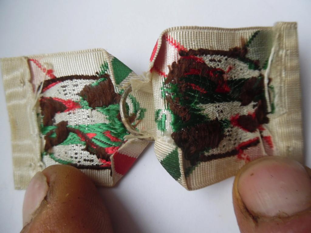 Medaille du Mexique  Camerone Sam_5326