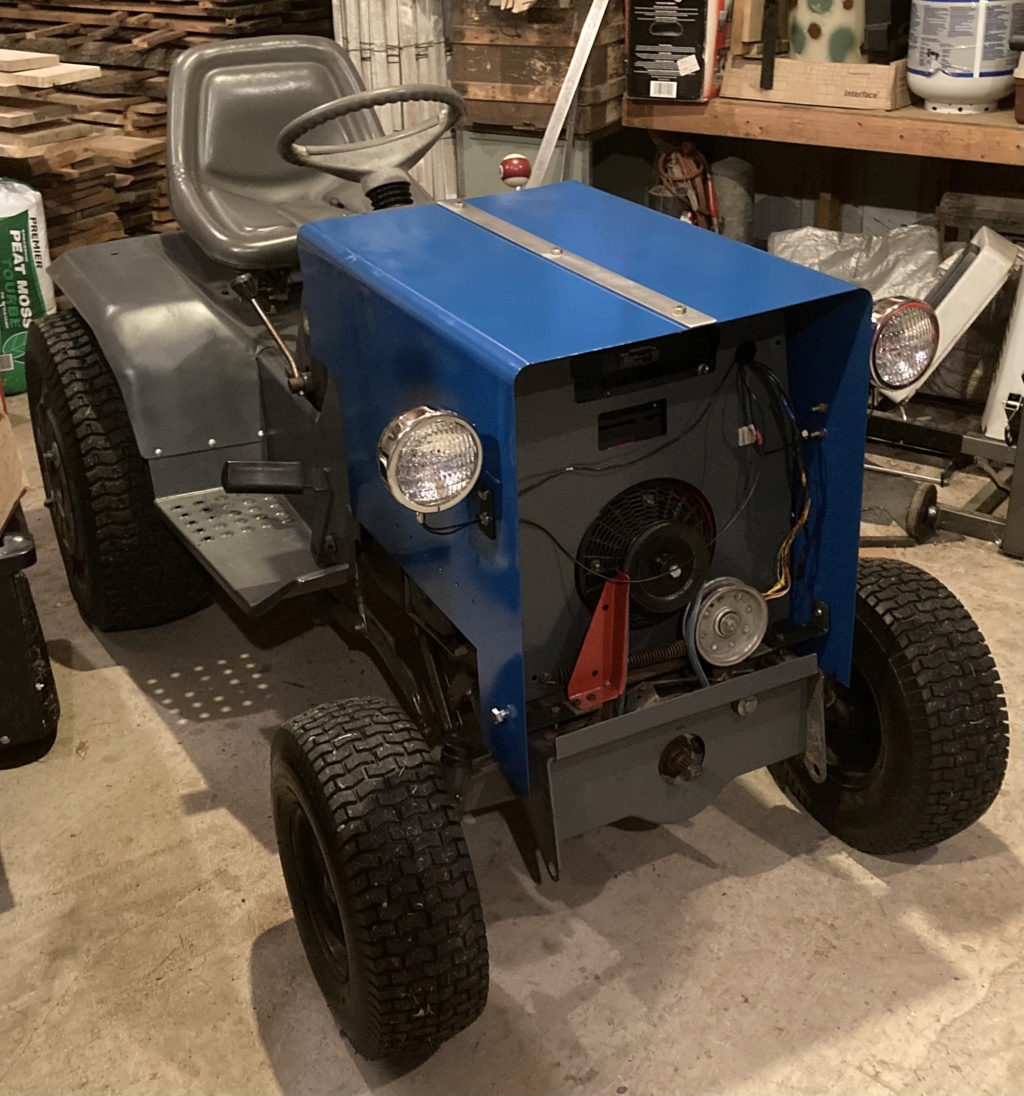 New 1979 Sears GT/18 [Silver Model] Work Horse Utility Build... Maybe 755a7710