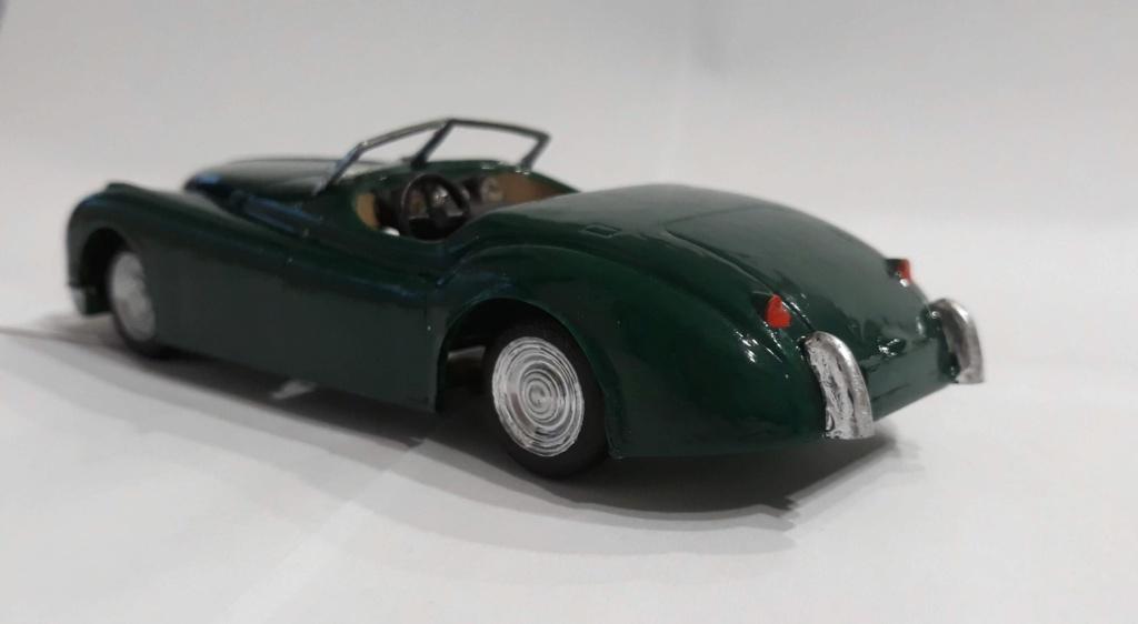 Jaguar XK 120 / Lindberg, 1:32 20210223