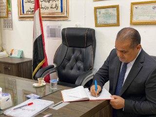 النائب جاسم البخاتي: هناك محاولات من اجل عقد جلسة يوم غدا الاربعاء لتمرير الموازنة 57220910