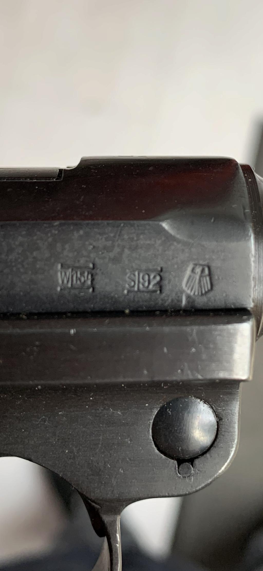 P08 S/42 Mauser «G» 1935 46662410