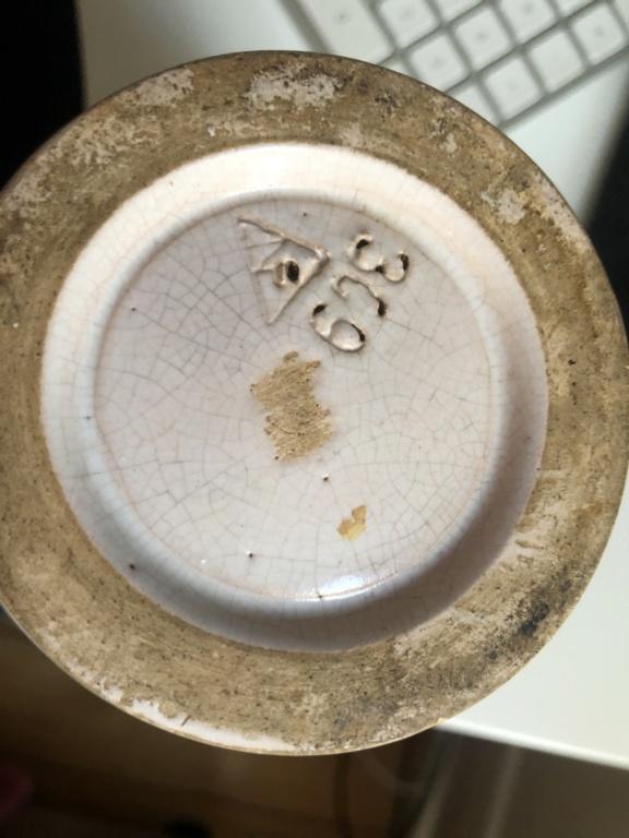Austrian vase - Wien sticker  C9949410