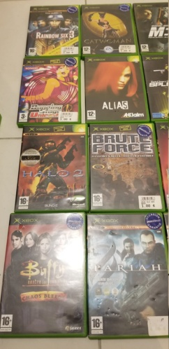 [VDS/ECH] Lots Xbox et Xbox360 20200312