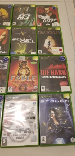 [VDS/ECH] Lots Xbox et Xbox360 20200314