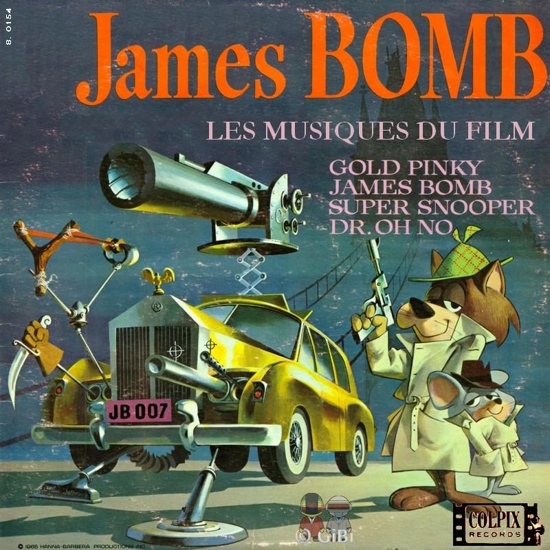 Pochettes de disques 45T et 33T - Page 2 Jbombe10