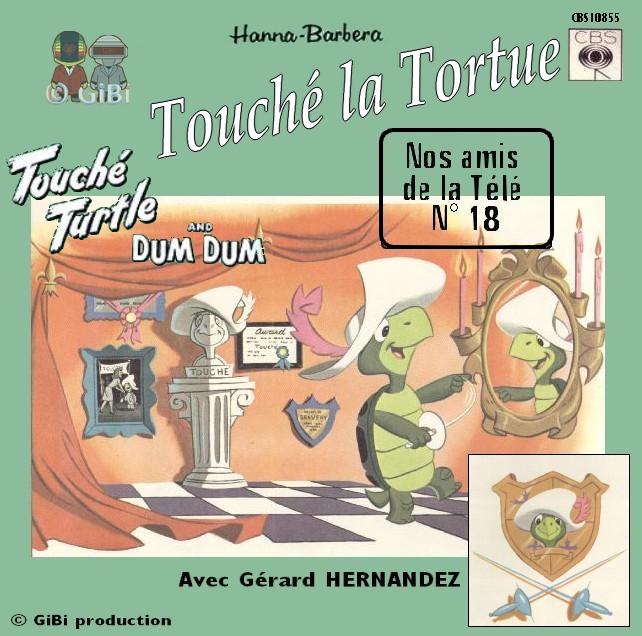 Pochettes de disques 45T et 33T - Page 2 Toucha10