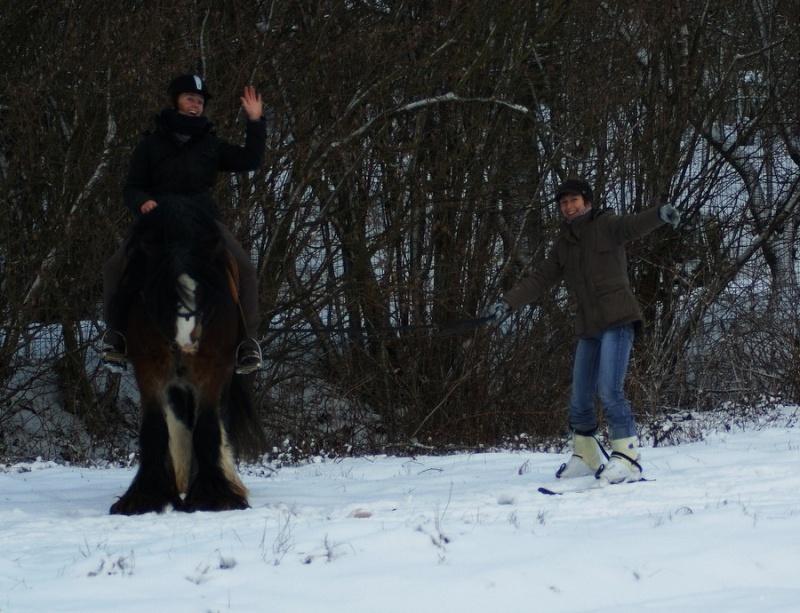 Le ski joering, aux SB aussi on l'a fait !! Dsc07023