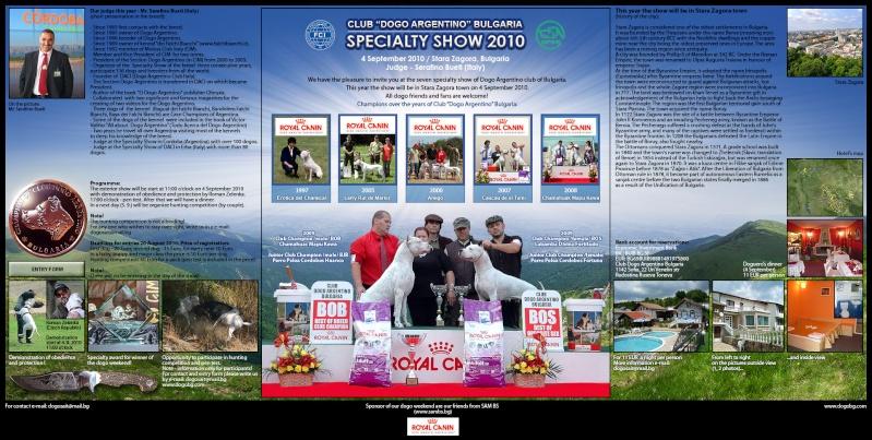 Specialty dog show Bulgaria 2010 - 4.9.2010 Club_210