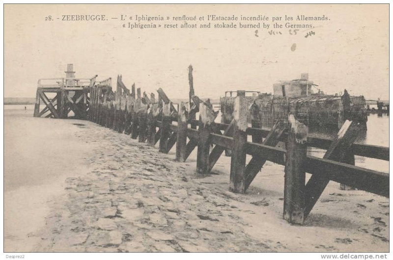 Souvenirs de Guerre : Zeebrugge 1918 081_0010