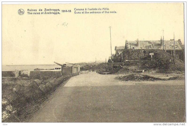 Souvenirs de Guerre : Zeebrugge 1918 172_0010
