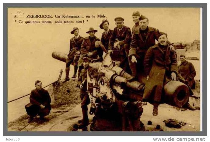 Souvenirs de Guerre : Zeebrugge 1918 335_0010