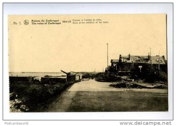 Souvenirs de Guerre : Zeebrugge 1918 415_0010