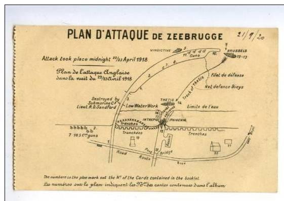 Souvenirs de Guerre : Zeebrugge 1918 420_0011