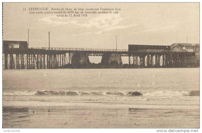 Souvenirs de Guerre : Zeebrugge 1918 571_0010