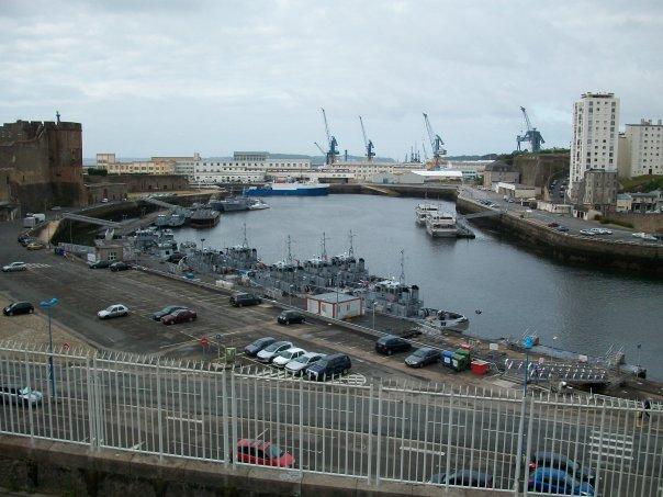 Le port de Brest 6250_110