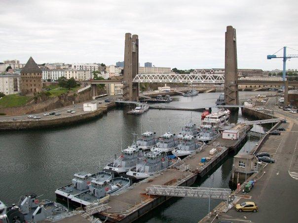 Le port de Brest 6250_115
