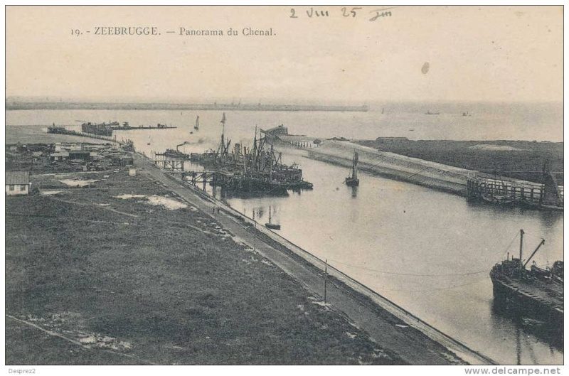 Souvenirs de Guerre : Zeebrugge 1918 702_0010