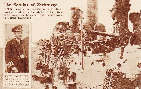 Souvenirs de Guerre : Zeebrugge 1918 89hfp_10