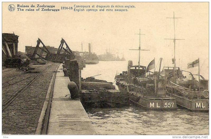 Souvenirs de Guerre : Zeebrugge 1918 904_0010