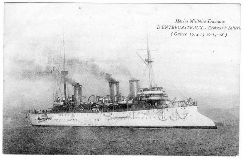 Le Croiseur d'Entrecasteaux D_entr11
