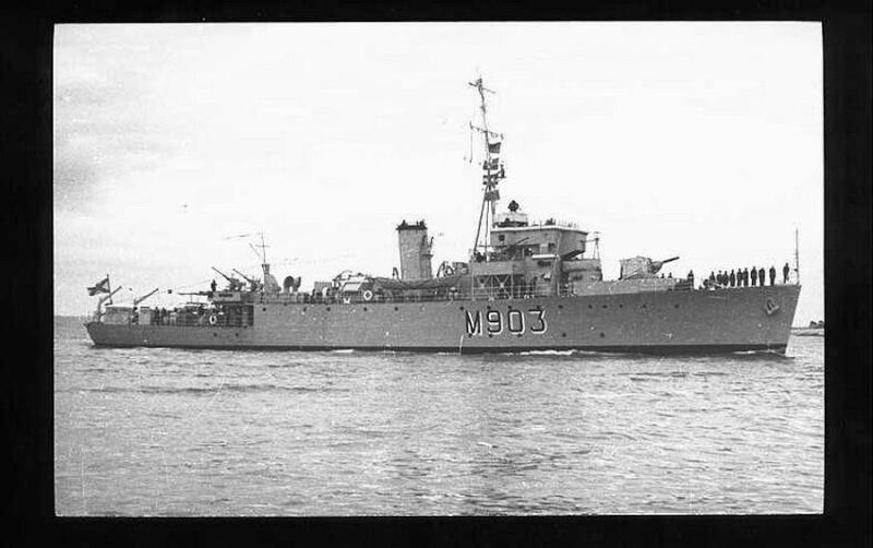 M903 A.F. Dufour (ex HMS Fancy) - Page 2 Dufour14