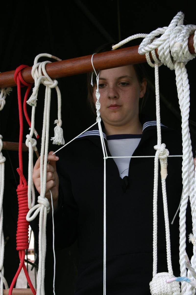 les fastes de Ittre des corps des cadets de marine Faste_12