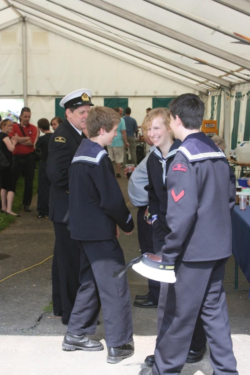 les fastes de Ittre des corps des cadets de marine Faste_15
