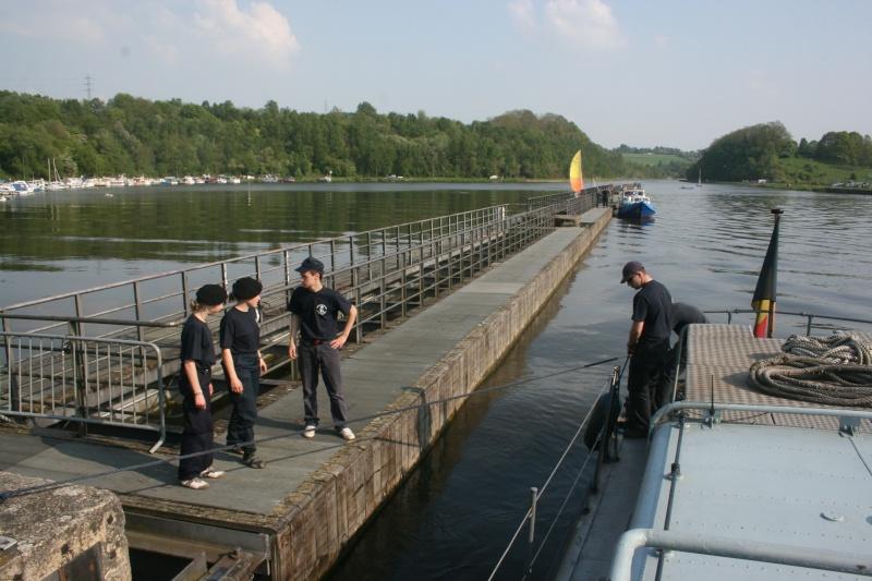 les fastes de Ittre des corps des cadets de marine Faste_28