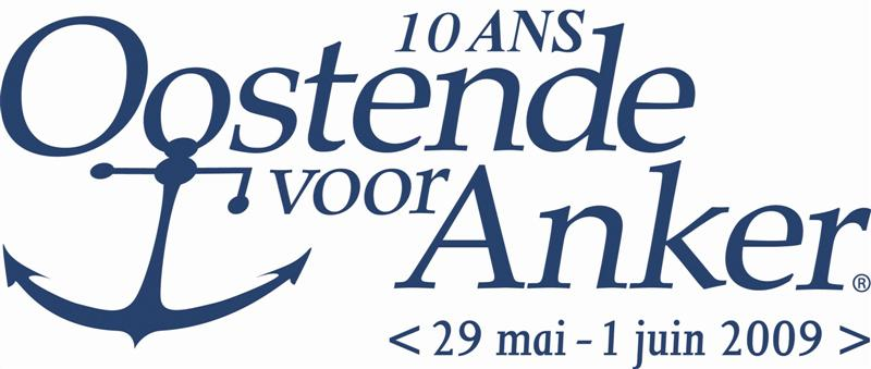 Oostende voor anker (samedi 30 et dimanche 31 mai 2009) Logo_o10